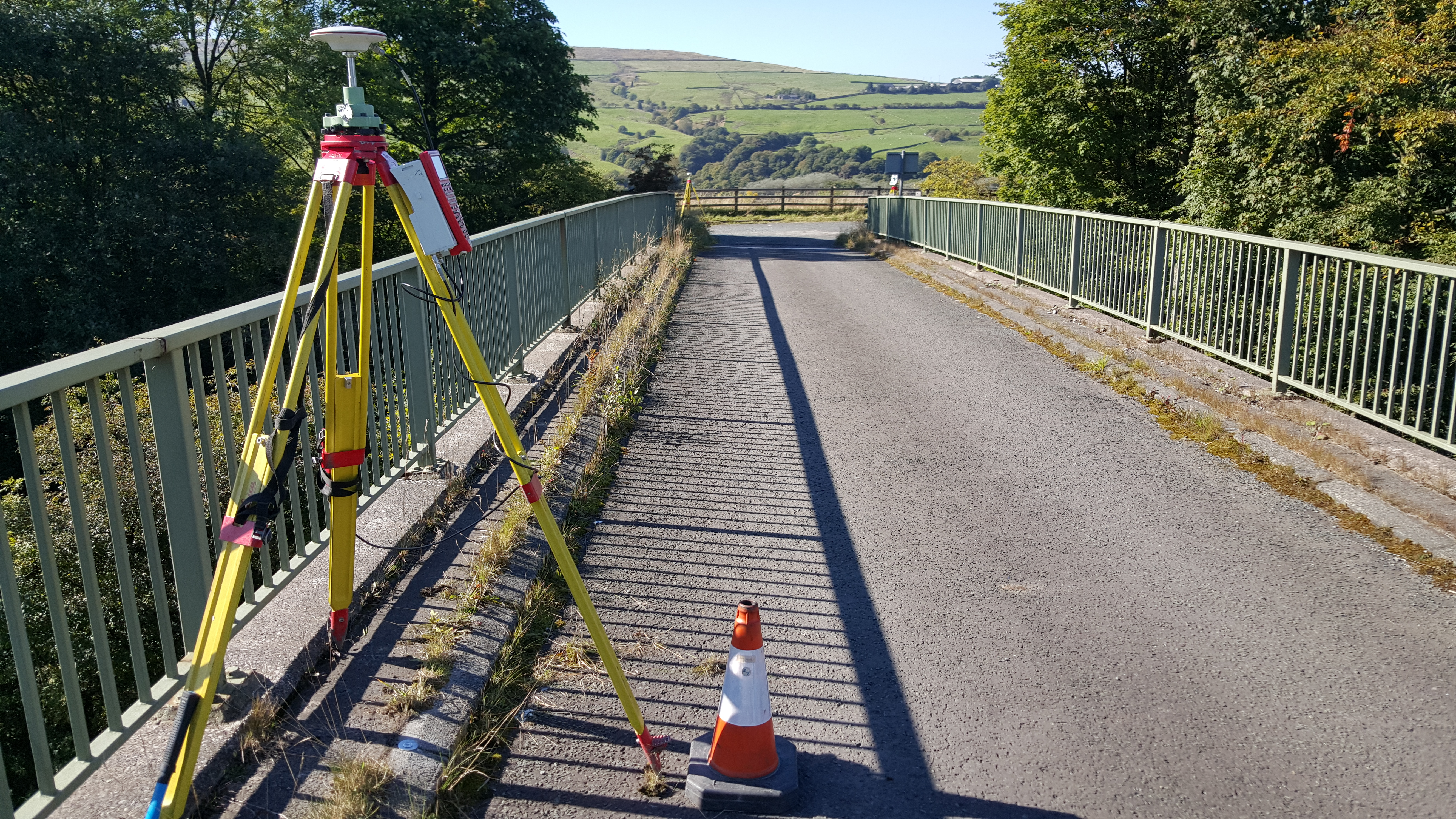 Highways England mobile mapping control network - AG Surveys