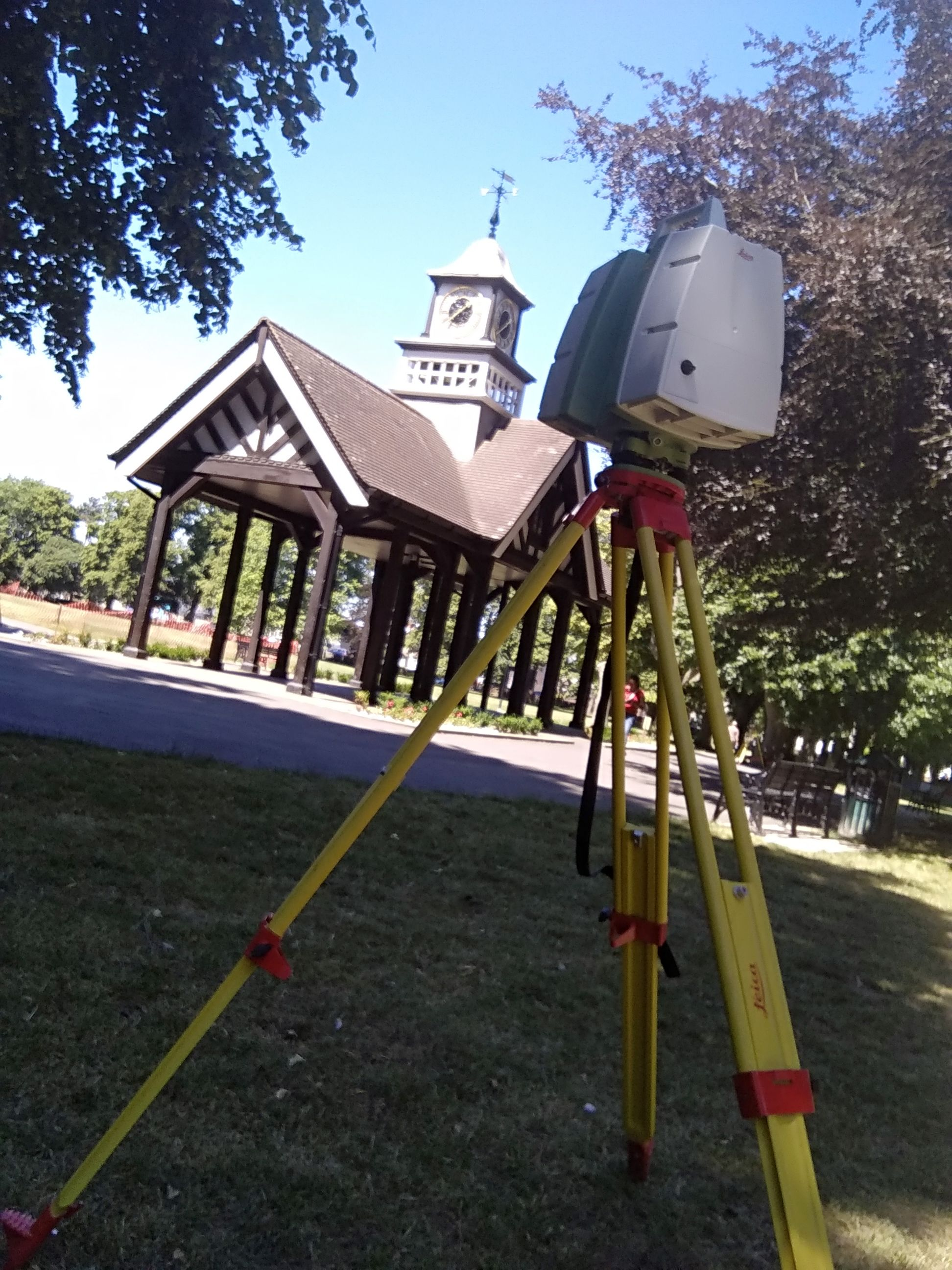 3D Laser Scanning Surveys - AG Surveys